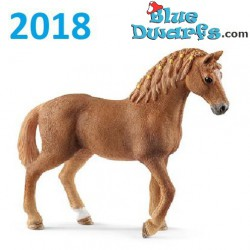 Schleich Horses 2018: Quarter horse mare (13852)