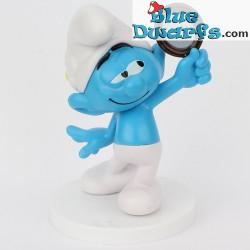 12x Promo Smurfs 2016 SBABAM (mini, +/- 7,5cm)
