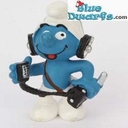 20143: Radio CB Operator Smurf (Matt variant)