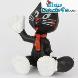 Schleich dieren: Zwarte kat