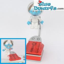 Book Light Astro Smurf with clip
