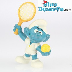 20093: Tennisplayer Smurf (Racket yellow/white)
