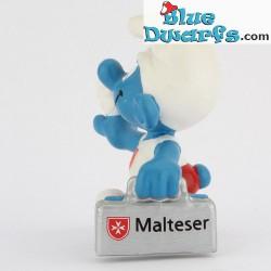 PROMO: Sanitäter Schlumpf *Malteser* (20054)