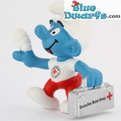 PROMO: First-Aid Smurf *Deutzes Rotes Kreuz* (20054)