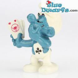 20056: Cardplayer Smurf