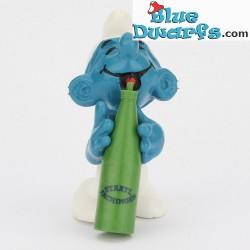 20057: Thirsty Smurf *Staatl Fachingen*