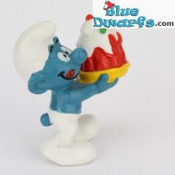 20100: Cake Smurf