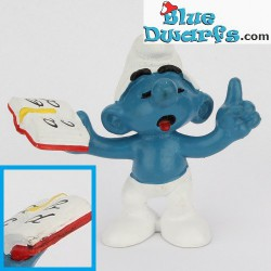 20059: Teacher Smurf