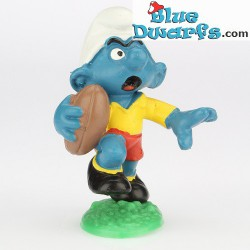 20065: Rugby Smurf