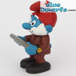 20769: Boss Smurf, Papa Smurf ( Office 2015)