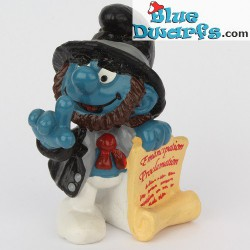 20506: Abraham Lincoln Smurf (Historical)