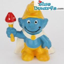 20074: King Smurf *light yellow*
