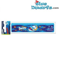 "Smurfette ruler ""Smerfy"" (+/- 16x3,5cm)"