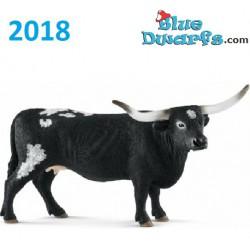 Schleich Tiere 2018: Texax Longhorn Kuh (13865)