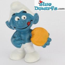 20080: Biscuit Smurf *Schleich*