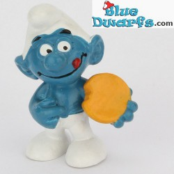 20080: Puffo con Biscotto