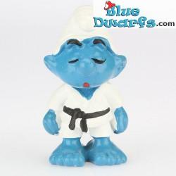 20134: Judo Smurf
