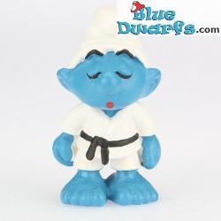 20134: Judo Smurf (Matte paint version)
