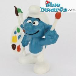 20089: Painter Smurf