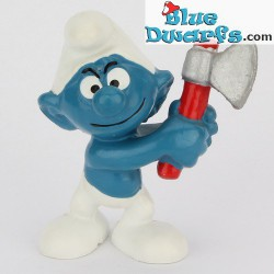 20087: Woodcutter Smurf