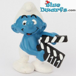 20710: Smurf with Clapperboard (Cinema 2009)