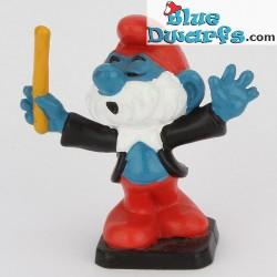 20092: Conductor Papa Smurf