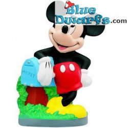 Mickey Mouse Bullyland (Geld-box, +/- 20cm)