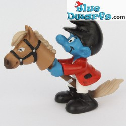 20743: Horse Rider Smurf (Olympic 2012)