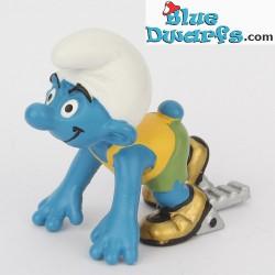 20741: Sprinter Smurf  (Olympic 2012)