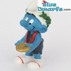 20745: Winner Smurf (Olympic 2012)