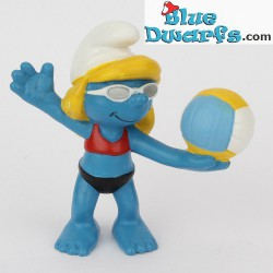 20738: Beach Volleyball Smurfette (Olympic 2012)
