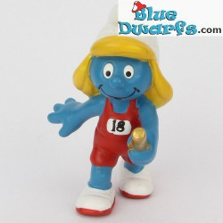 20739: Relay Runner Smurfette (Olympic 2012)