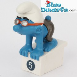 20736: Swimmer Smurf (Olympic 2012)
