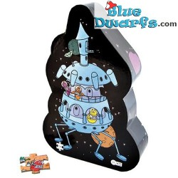 Barbapapa Puzzle Mars (54 pieces)