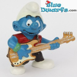 20450: Guitar, Smurf with bass (1998)