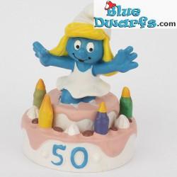 20704: Suprise Smurfette (Jubilee 2008)