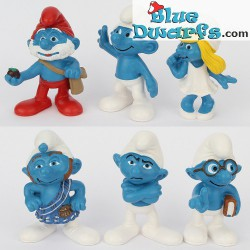 20729- 20734: 6 Movie 1 Smurfs (2011)