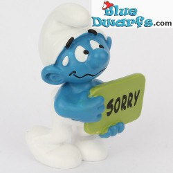 20749: Sorry Smurf (Occasion 2013)