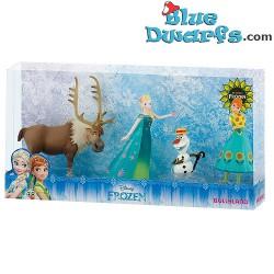 Frozen Figurenset (Bullyland, 4-10cm)