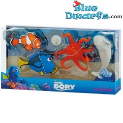 Finding Dory playset (Bullyland, 4-10cm)