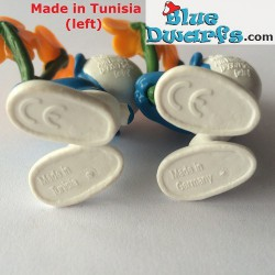 20748: Thank You Smurf (Occasion 2013) MADE IN TUNISIA