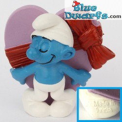 20747: Valentine's Day Smurf (Occasion 2013/ 2016) MADE IN TUNISIA