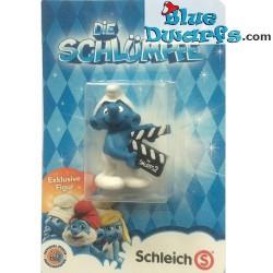 20710: Schtroumpf avec le Clap de cinéma (Cinéma 2009)