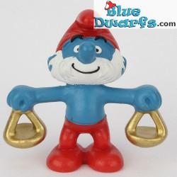 20726: Libra Papa Smurf (Zodiac 2010)