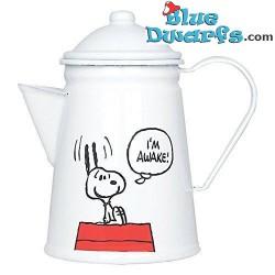Peanuts Teapot Metal (+/-20x11cm)
