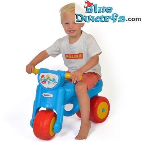 Plastic scooter I puffi 60 x 40 x 40 cm Bluedwarfs