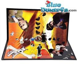 """Tintin Boardgame: """"Die Abenteuer von Tim und Struppi"""""""
