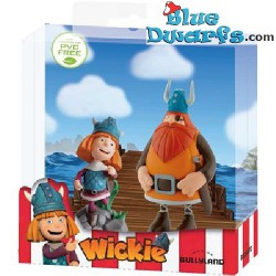 Wickie the Viking playset 2 (Bullyland, +/- 7cm)