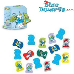 Smurf game *Memory*  (boardgame)