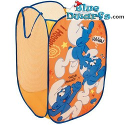 Pop up washing bag smurfs *Arditex*